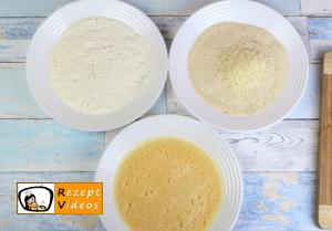Parmesan Hähnchen Rezept - Zubereitung Schritt 1