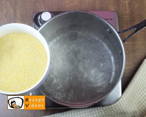 Frühstücksmaisgrütze Rezept - Zubereitung Schritt 1