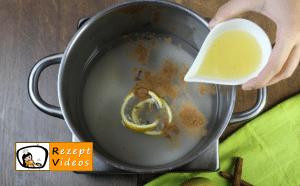 Eingemachte Äpfel Rezept - Zubereitung Schritt 2