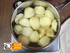 Apfelkompott Rezept - Zubereitung Schritt 2