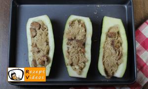 Gefüllte Zucchini Rezept - Zubereitung Schritt 4