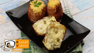 Gefüllte Kartoffeln im Speckmantel - Rezept Videos