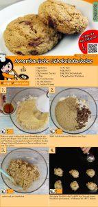 Amerikanische Schokoladenkekse Rezept mit Video