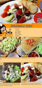 Griechischer Salat Rezept mit Video