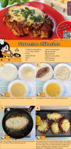 Parmesan Hähnchen Rezept mit Video