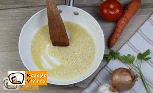 Knoblauchmehlschwitze - Rezept Videos