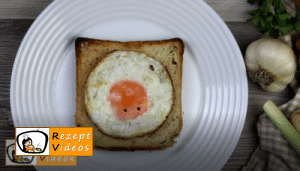Kreatives Osterfrühstück Rezept Zubereitung Schritt 2