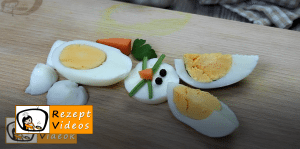 Kreatives Osterfrühstück Rezept Zubereitung Schritt 11