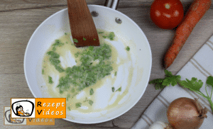 Petersilienmehlschwitze - Rezept Videos