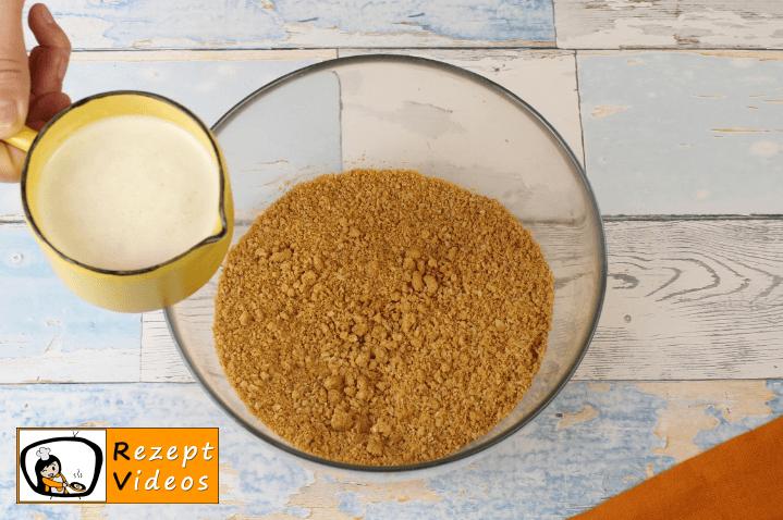 Key Lime Pie Rezept - Zubereitung Schritt 1