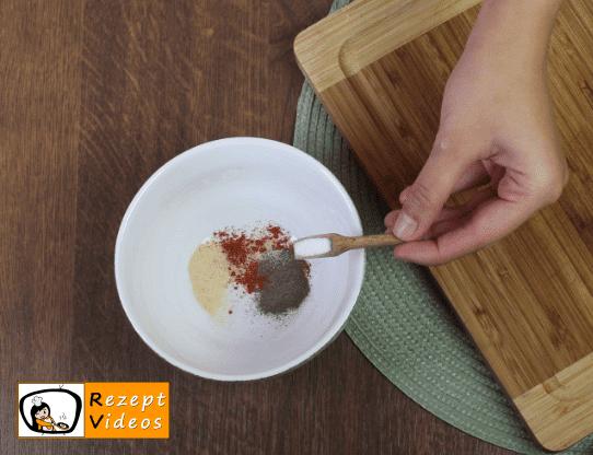 Koteletts aus dem Ofen Rezept - Zubereitung Schritt 1