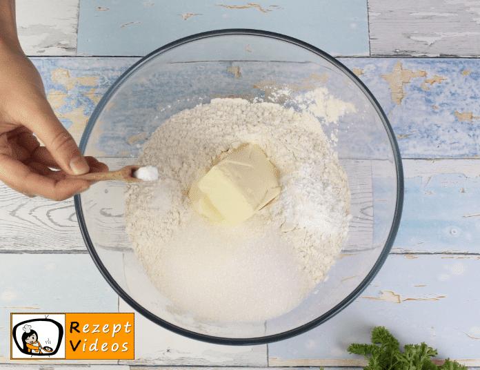 Irisches Soda-Brot Rezept - Zubereitung Schritt 1