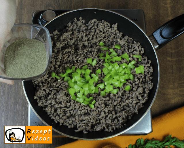 Rindfleisch-Nachos Rezept - Zubereitung Schritt 2