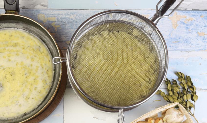 Butter-Kartoffelbrei Rezept - Zubereitung Schritt 3