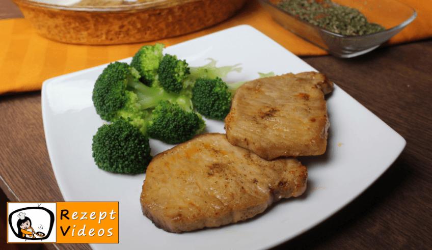 Koteletts aus dem Ofen - Rezept Videos