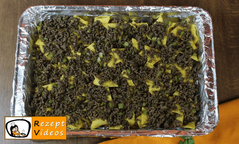 Rindfleisch-Nachos Rezept - Zubereitung Schritt 4