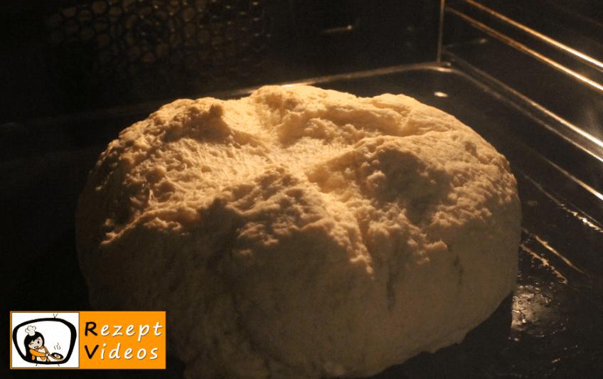 Irisches Soda-Brot Rezept - Zubereitung Schritt 6