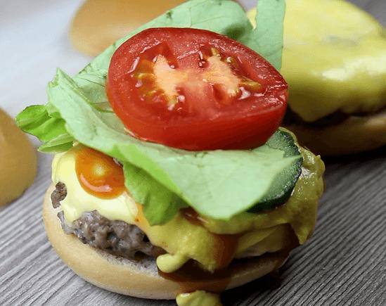 Amerikanischer Cheeseburger Rezept - Zubereitung Schritt 6