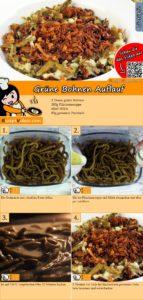 Grüne Bohnen Auflauf Rezept mit Video