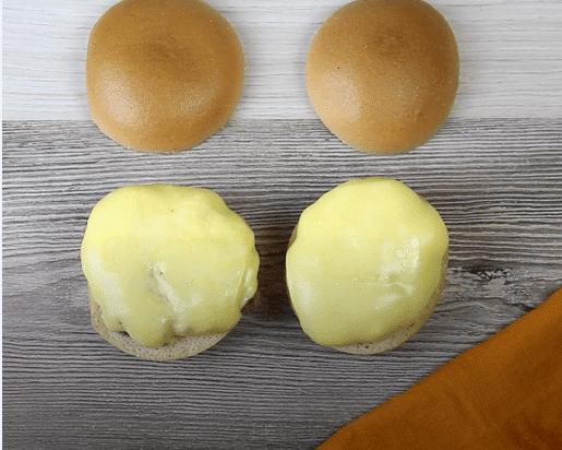 Amerikanischer Cheeseburger Rezept - Zubereitung Schritt 4