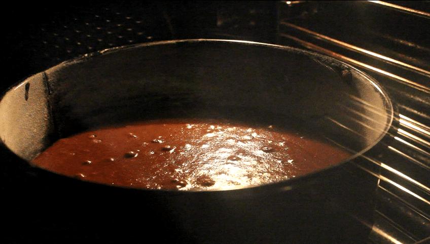 Schokobiskuittorte Rezept - Zubereitung Schritt 5