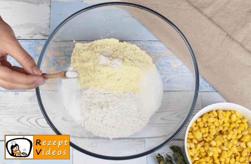 Maisauflauf Rezept - Zubereitung Schritt 1
