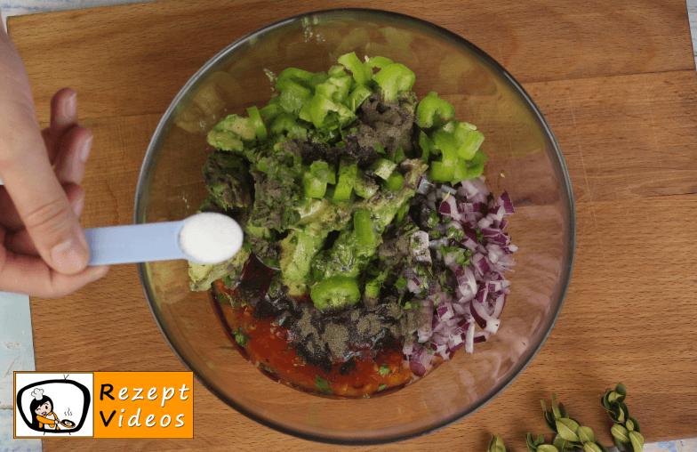 Guacamole Rezept - Zubereitung Schritt 1