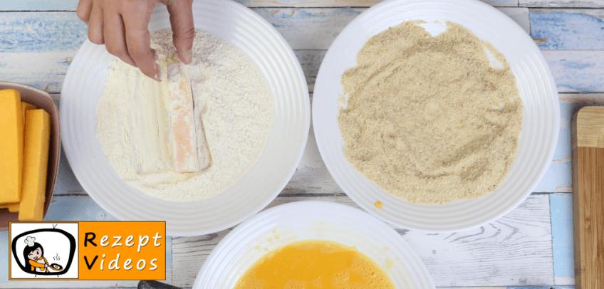 Cheddar-Stangen Rezept - Zubereitung Schritt 1