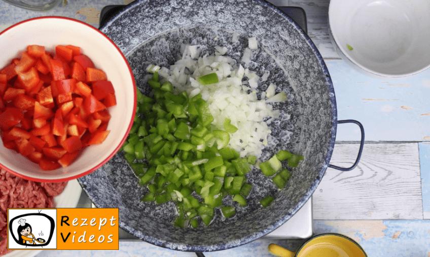 Tacos Rezept- Zubereitung Schritt 1