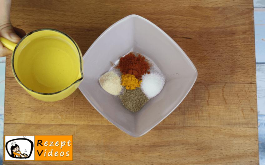 Gemüsetofu Rezept - Zubereitung Schritt 1