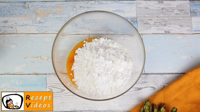 Ein-Meter-Kuchen Zubereitung - Schritt 1