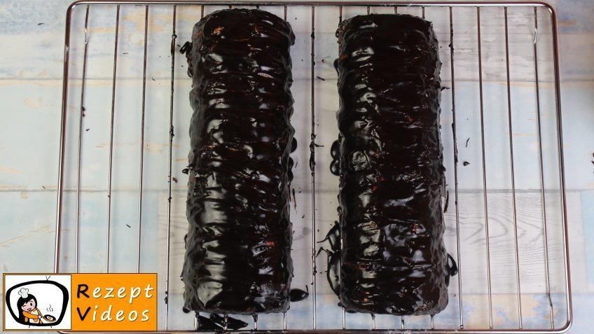 Ein-Meter-Kuchen Zubereitung - Schritt 16