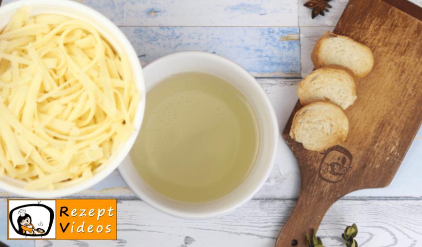 Käsefondue Rezept - Zubereitung Schritt 2