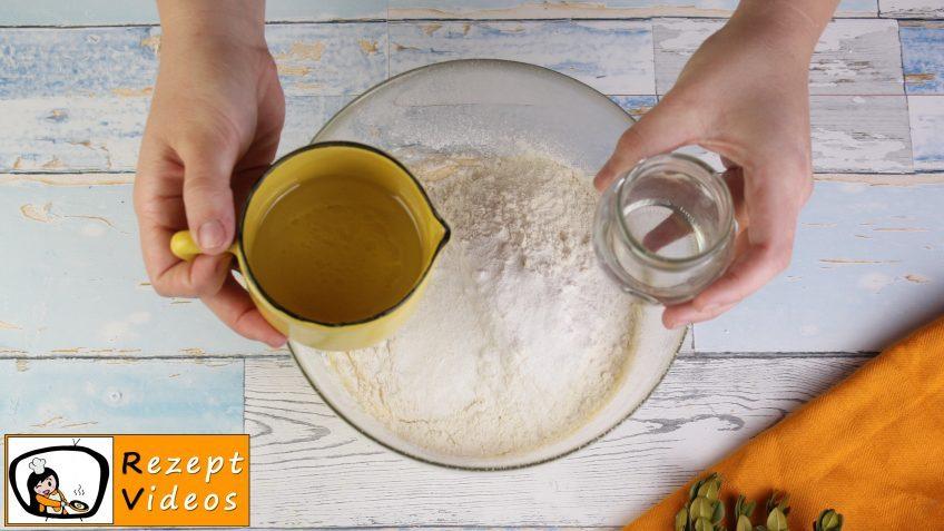 Ein-Meter-Kuchen Zubereitung - Schritt 3