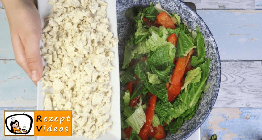 Gemüsetofu Rezept - Zubereitung Schritt 4