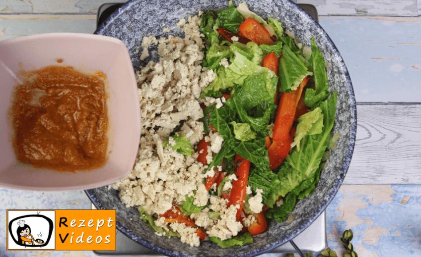 Gemüsetofu Rezept - Zubereitung Schritt 5
