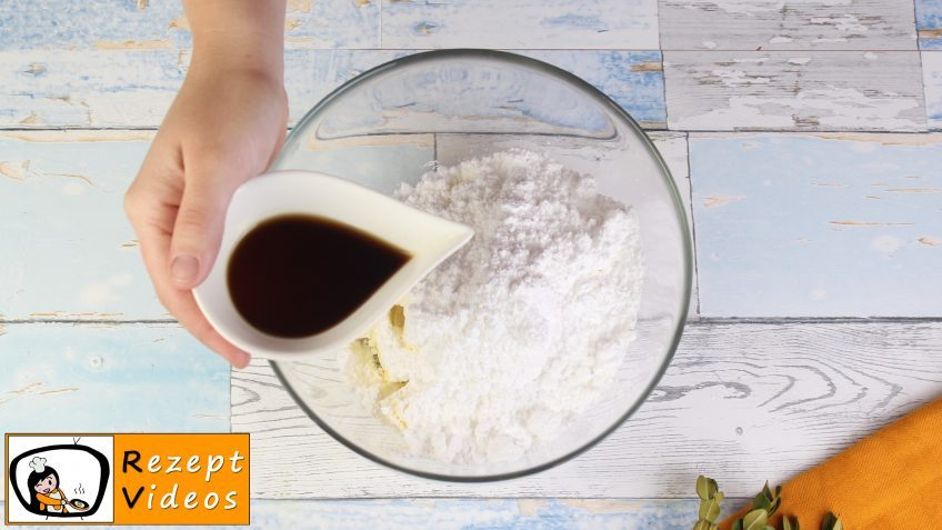 Ein-Meter-Kuchen Zubereitung - Schritt 8