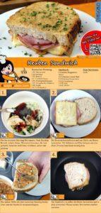 Reuben Sandwich Rezept mit Video