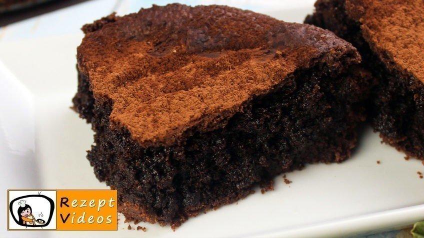 Brownie-Torte