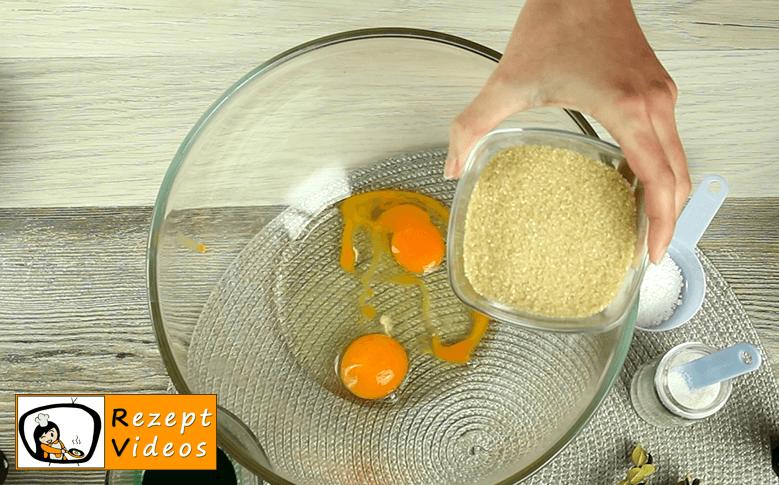 Grinch-Kekse Rezept Zubereitung - Schritt 1