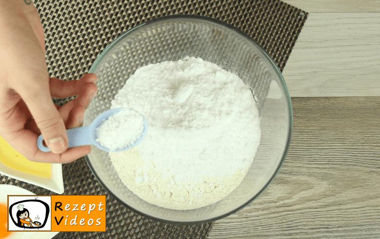 Walnuss-Pilze Rezept Zubereitung - Schritt 1