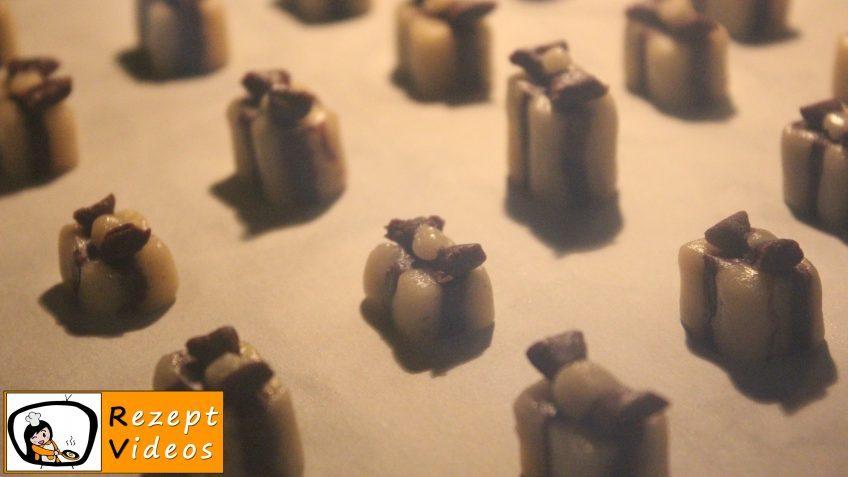 Geschenkbox-Kekse Rezept - Zubereitung Schritt 13