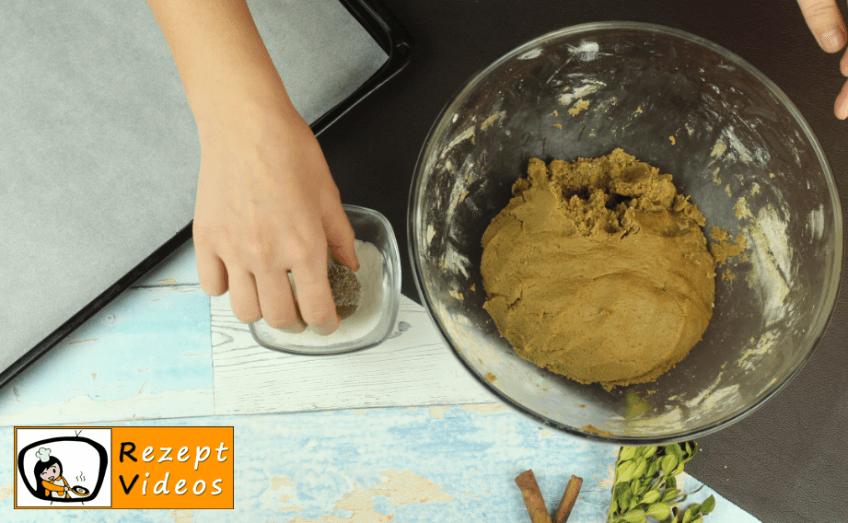 Ingwerkekse Rezept Zubereitung - Schritt 4