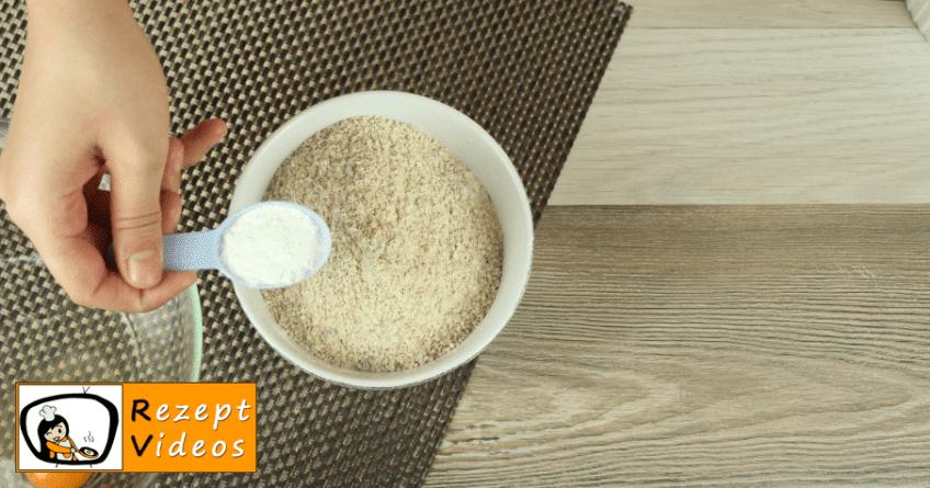 Walnuss-Pilze Rezept Zubereitung - Schritt 6