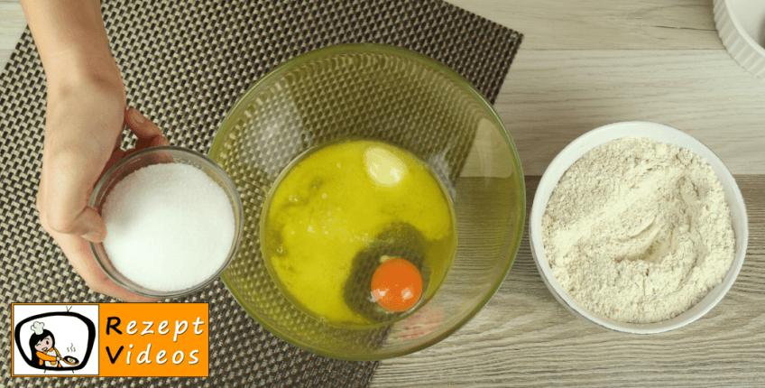 Walnuss-Pilze Rezept Zubereitung - Schritt 7