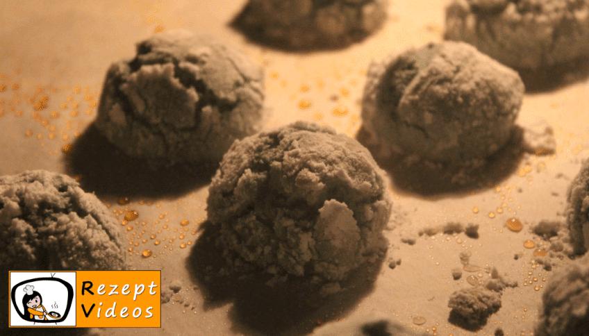 Grinch-Kekse Rezept Zubereitung - Schritt 6