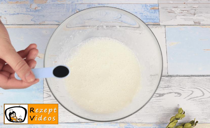 Minz-Schoko-Käsekuchen Rezept Zubereitung - Schritt 7