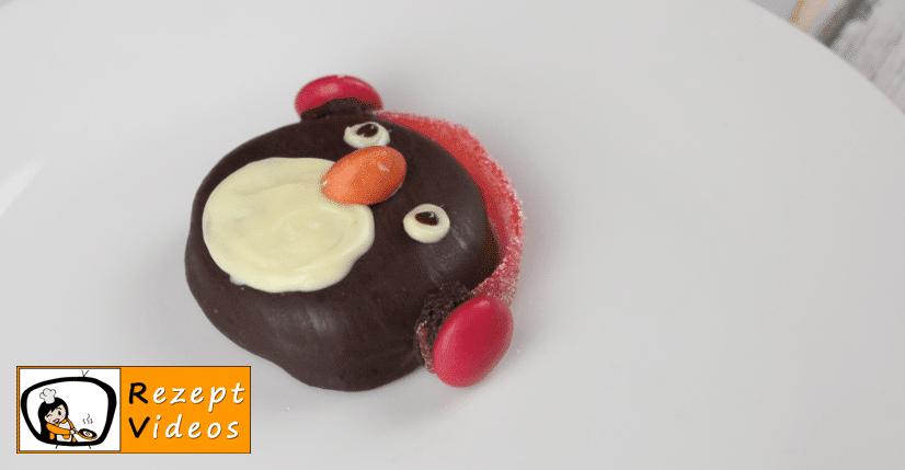 Oreo-Pinguine Rezept - Zubereitung Schritt 4