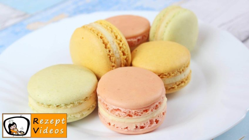 Macarons - Rezept Videos