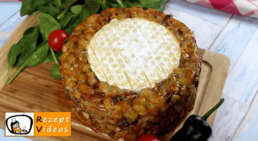 Knuspriges Gratin mit Camembert Rezept Zubereitung - Schritt 6